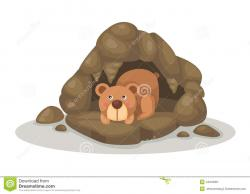 Cavern clipart lion's den