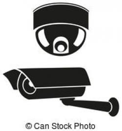 Surveillance clipart investigator