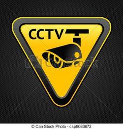 Cctv clipart sticker