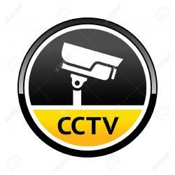 Surveillance clipart icon
