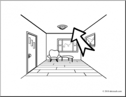 Ceiling clipart