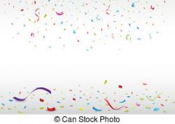 Confetti clipart celebration confetti