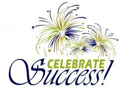 Celebration clipart team achievement