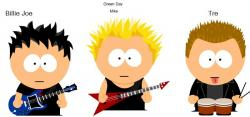 Green Day clipart