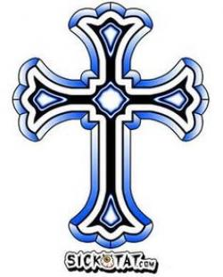 Gothc clipart celtic cross