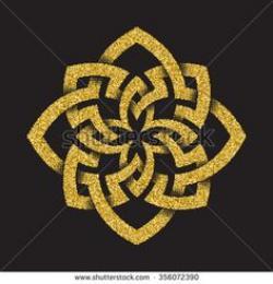 Celt clipart chain