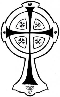Gothc clipart celtic