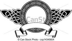 Celt clipart emblem