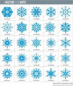 Avalanche clipart snowflake