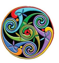 Spiral clipart celtic