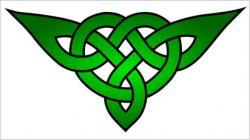 Irish clipart celtic knot