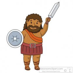 Celtic Warriors clipart