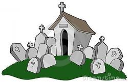 Cemetery clipart person clipart