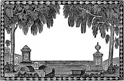 Cemetery clipart