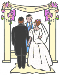 Romance clipart wedding celebration