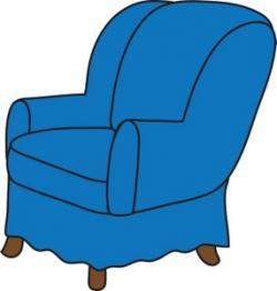 Furniture clipart armchair