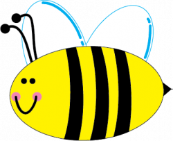 Bumblebee clipart august
