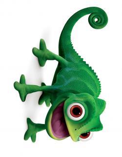 Chameleon clipart disney