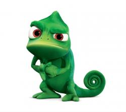 Cameleon clipart pascal