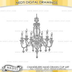 Drawn chandelier singapore