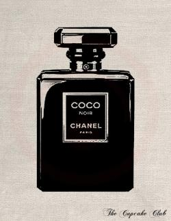 Perfume clipart clipart chanel