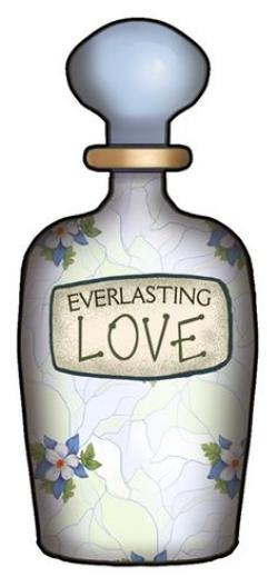 Perufme clipart perfume bottle