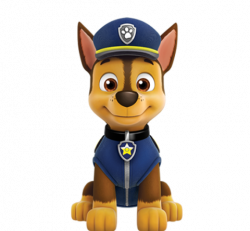 Chase clipart paw patrol