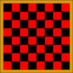 Checkerboard clipart