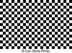 Checkerboard clipart art