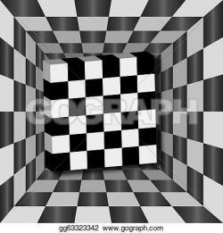 Checkerboard clipart chessboard