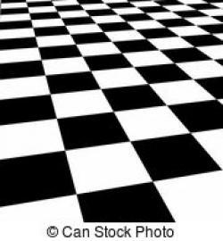 Floor clipart checkerboard