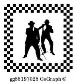 Checkerboard clipart ska