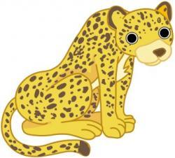 Legs clipart cheetah