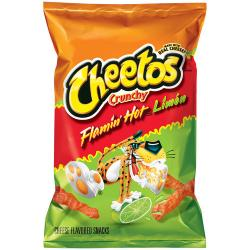 Cheetos clipart red hot