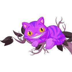 Cheshire Cat clipart cheshir