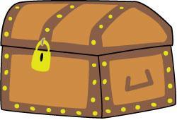 Treasure clipart trunk