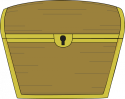 Treasure clipart treasure box