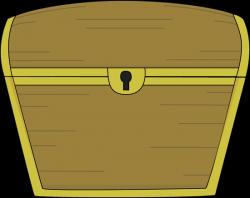 Treasure clipart treasure box