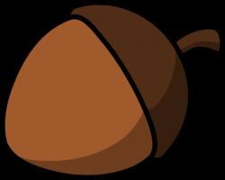 Acorn clipart chestnut