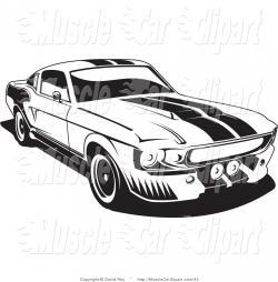 Classic Car clipart ford car
