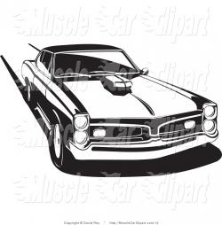 Barracuda clipart black and white