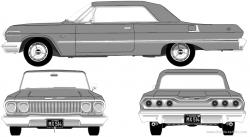 Impala clipart chevy impala