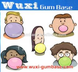 Chewing Gum clipart someone