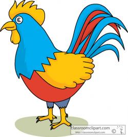 Chick clipart rooster