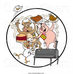 Pork clipart grilled chicken