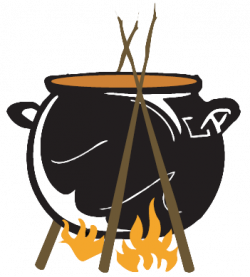 Stew clipart hot kettle