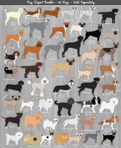 Mastiff clipart hound dog
