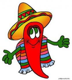 Chile clipart mexican food
