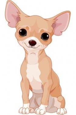 Chihuahua clipart proportion
