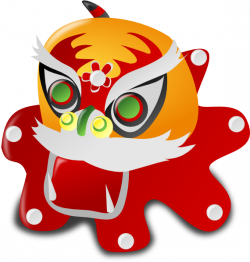 Vietnam clipart chinese dragon